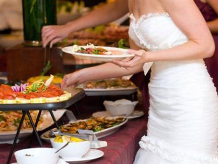 Заказать фуршет на свадьбу